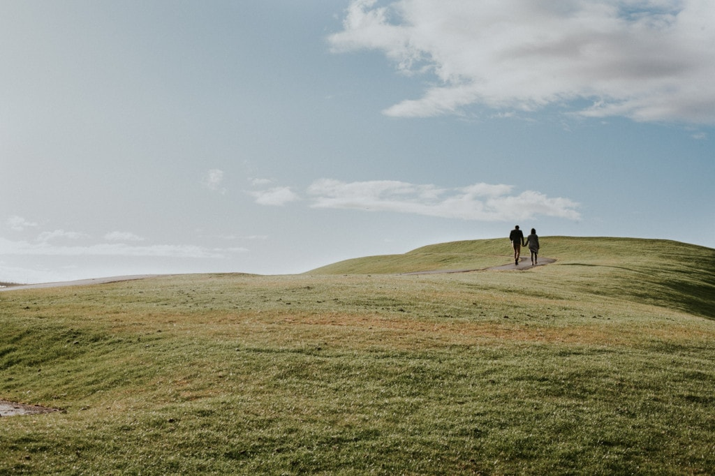Gas Works Park Seattle Engagement Photographer by Marcela Garcia Pulido
