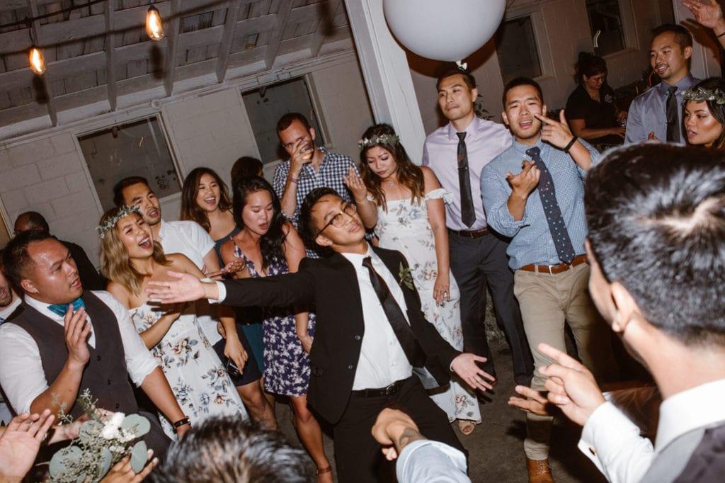 now lets dance Dairyland Wedding Photographer Portland Northern California Marcela Pulido