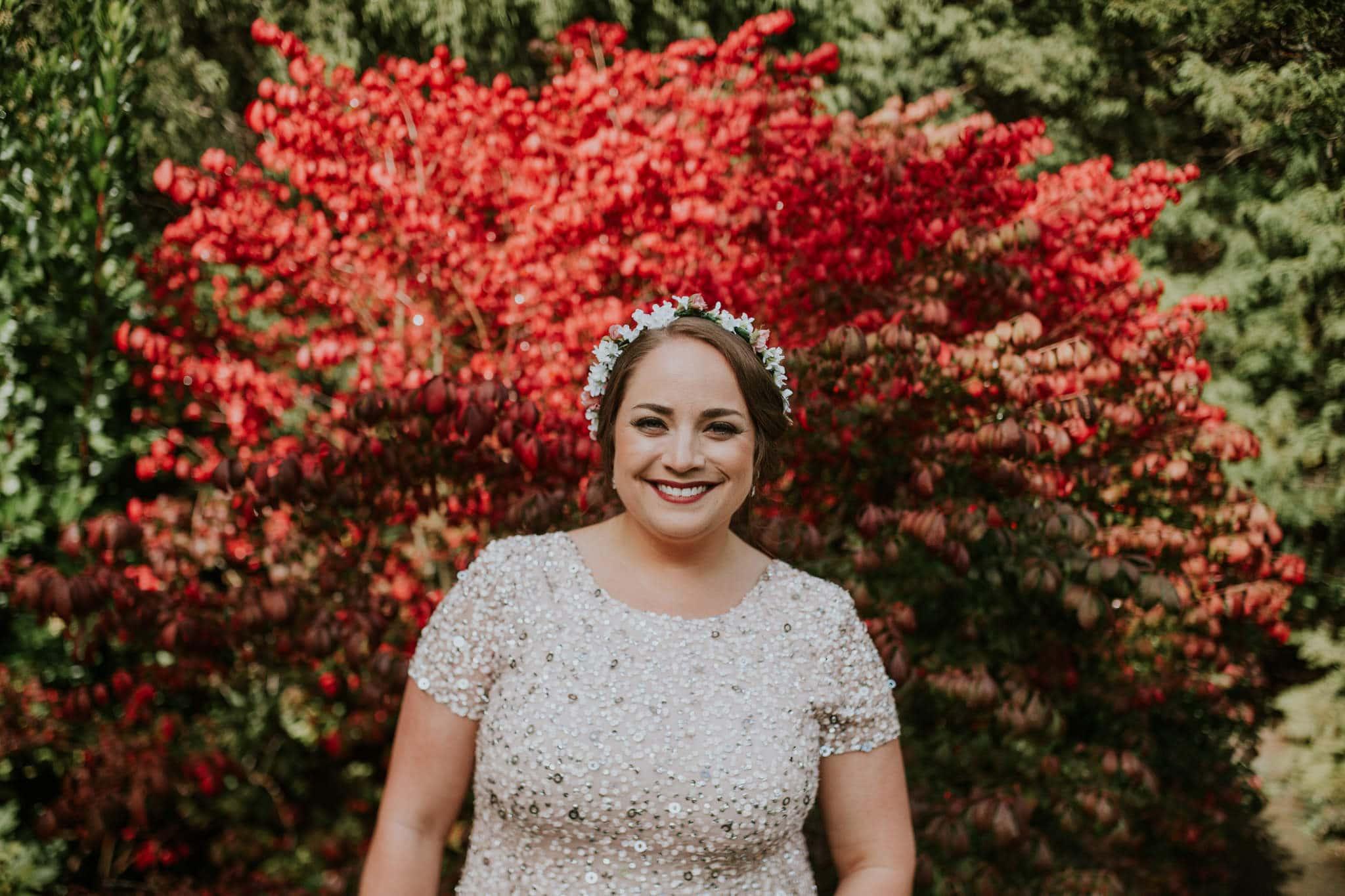 Kubota Garden Wedding   Kelly & Cameron   Marcela Pulido Photography