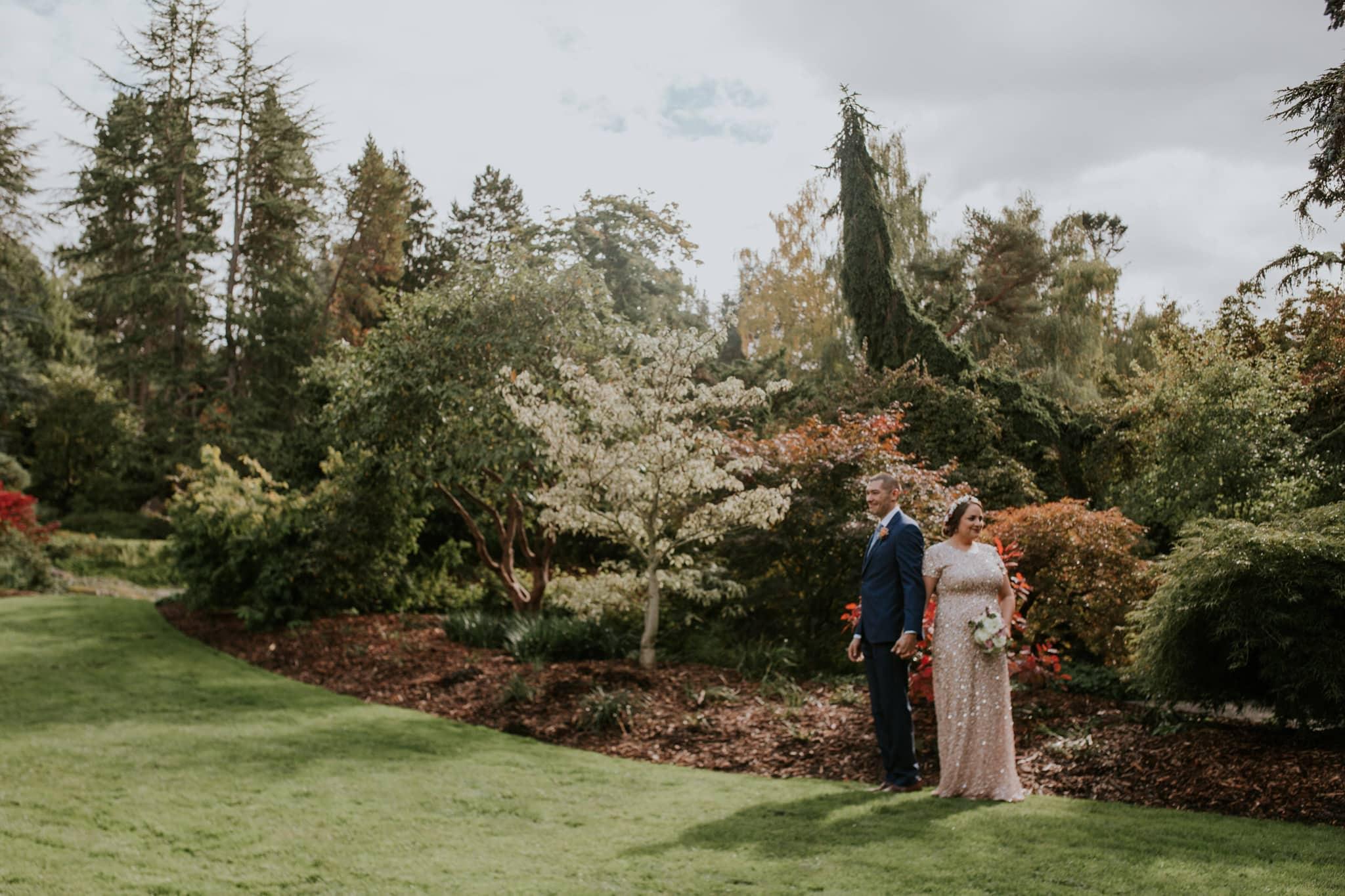 Kubota Garden Wedding | Kelly & Cameron | Marcela Pulido Photography