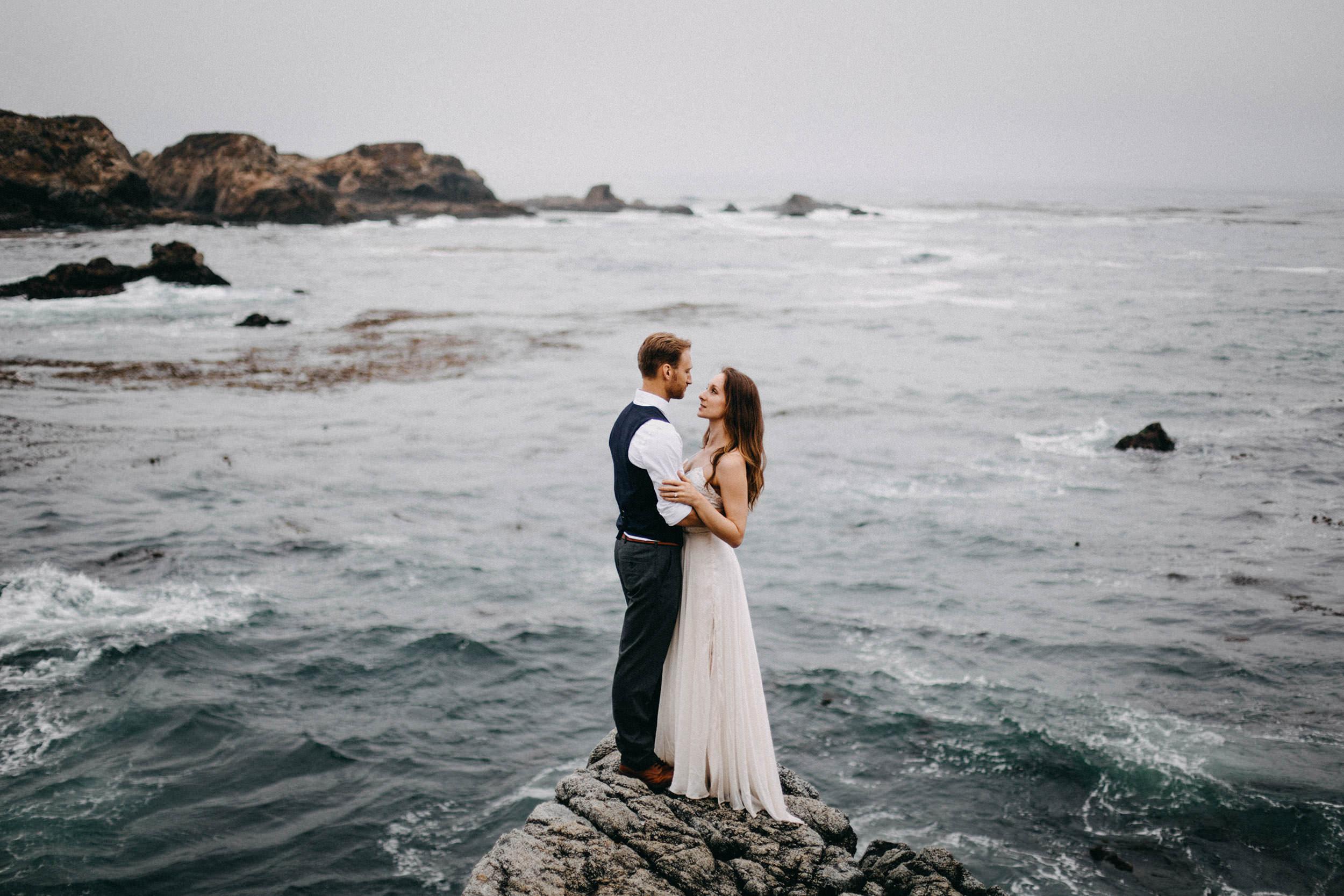 Julia Pfeiffer Burns State Park Wedding